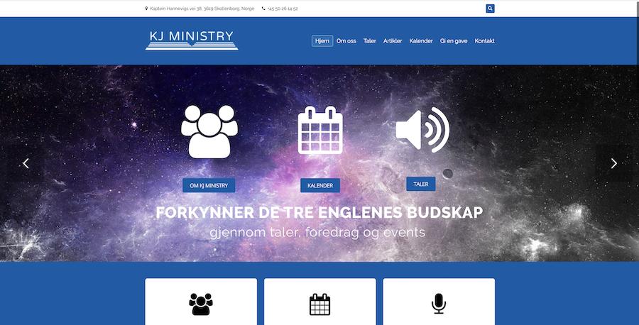 Webbsida, webbdesign -1